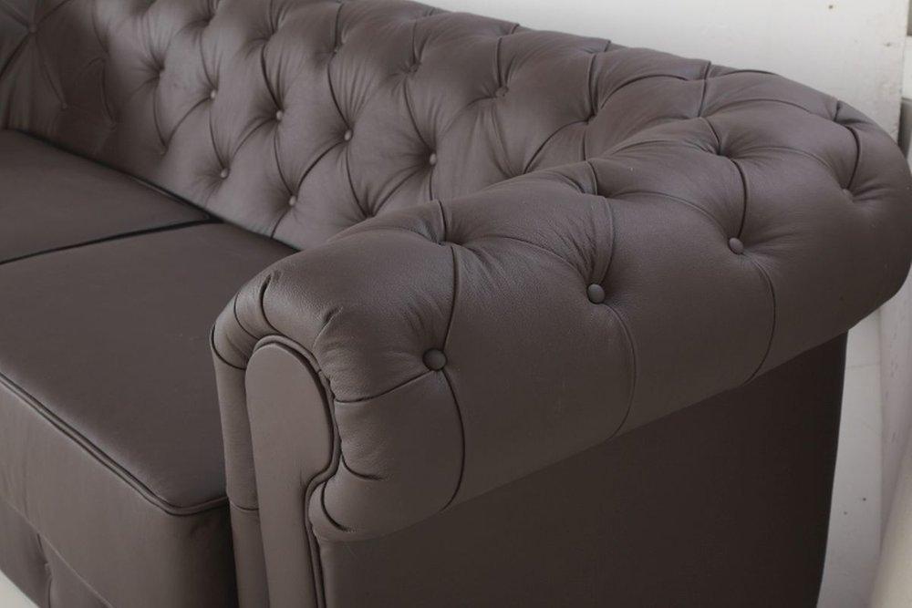 Sofa skórzana Cuba w skórze naturalnej
