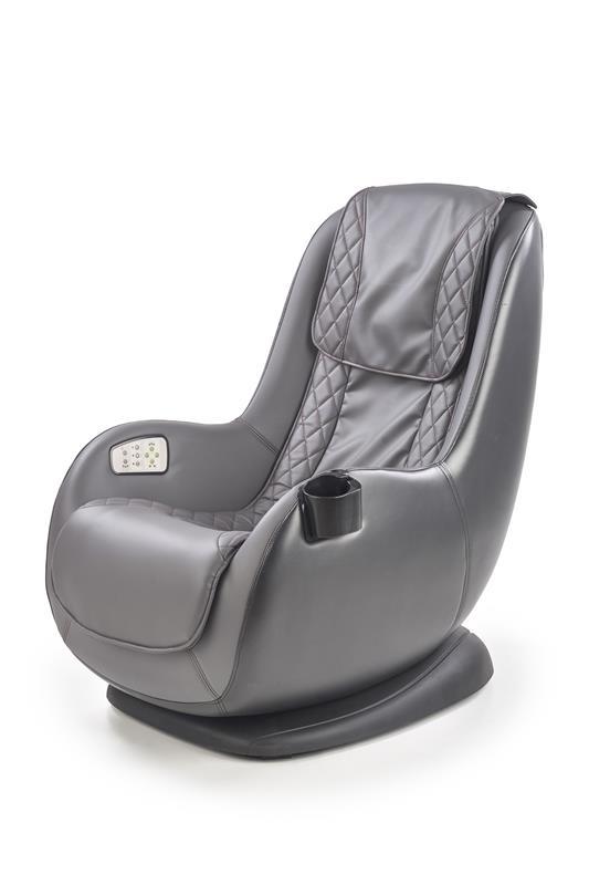 nowoczesny fotel wypoczynkowy obity ekoskórą