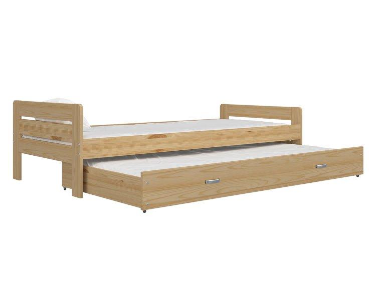 łóżko Ajkmeble Ben