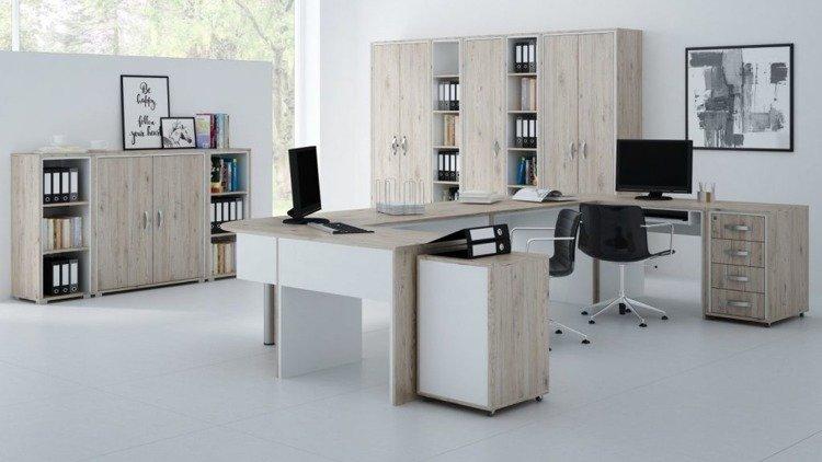 Pojemne szafy biurowe i gabinetowe