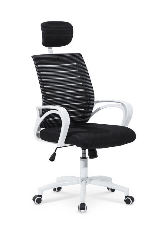 Fotel biurowy na płozach