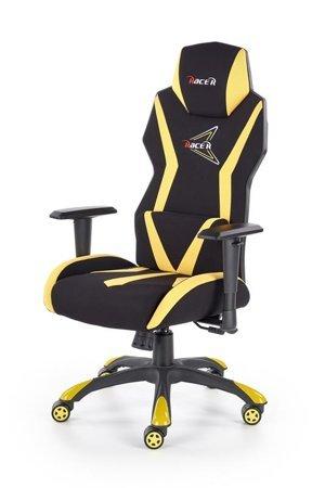Fotel gamingowy Gis Racer