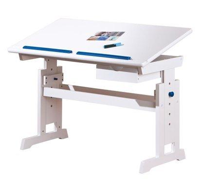 Biurka regulowane do pokoju dziecięcego